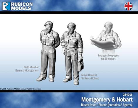 Montgomery & Hobart - Rubicon (284016) :www.mightylancergames.co.uk
