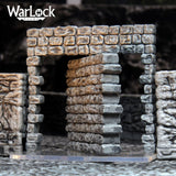 WARLOCK™ TILES: DOORS & ARCHWAYS