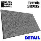 DUTCH Bricks - Rolling Pin - 1336 Green Stuff World