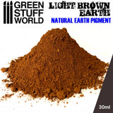 Pigment LIGHT BROWN EARTH-1768- Green Stuff World