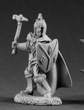reaper miniature uk stockist fighter cleric
