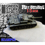 Pavement 15mm - Rolling Pin - 1627 Green Stuff World