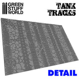TANK TRACKS - Rolling Pin - 2304 Green Stuff World