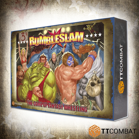 Rumbleslam Two Player Starter Box