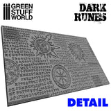 Dark Runes - Rolling Pin - 1279 Green Stuff World