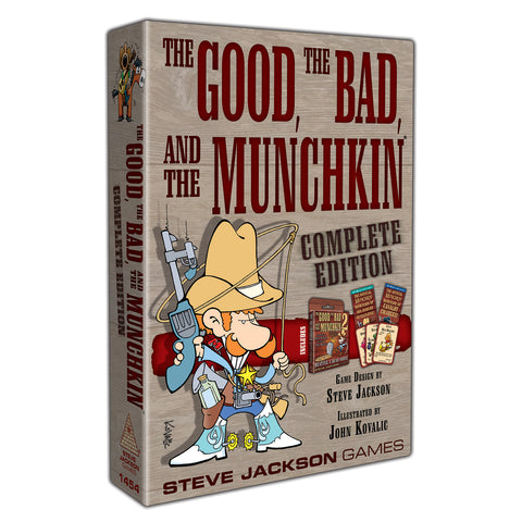 The Good, The Bad, and the Munckin Complete Edition: www.mightylancergames.co.uk