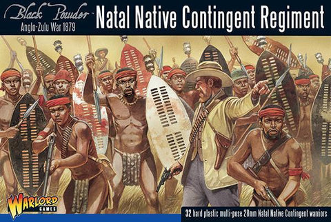 Natal Native Contingent Regiment (Bolt Action)