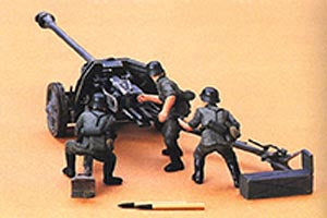 7.5CM ANTITANK GUN (PAK40/L46) - Tamiya (1/35) :www.mightylancergames.co.uk