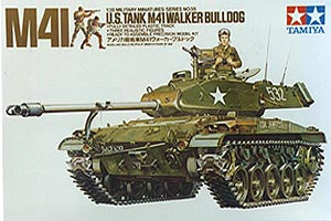 US M41 WALKER BULLDOG - Tamiya (1/35)