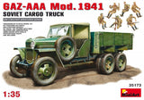 GAZ-AAA Cargo Truck Mod. 1941 -Miniart 1/35 :www.mightylancergames.co.uk