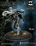 Batman Miniatures Game: Captain Boomerang