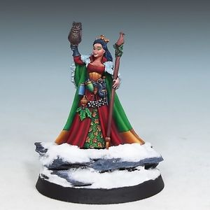 Reaper 01550  Christmas Eve: www.mightylancergames.co.uk