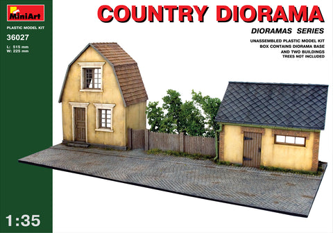 MiniArt 1:35 - COUNTRY DIORAMA