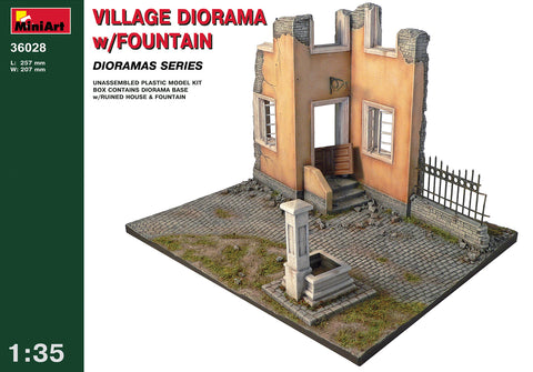 MiniArt 1/35 Village Diorama: www.mightylancergames.co.uk