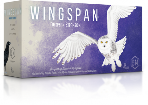 Wingspan - European Expansion: www.mightylancergames.co.uk