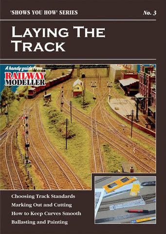 Peco - Laying the Track - Booklet 3