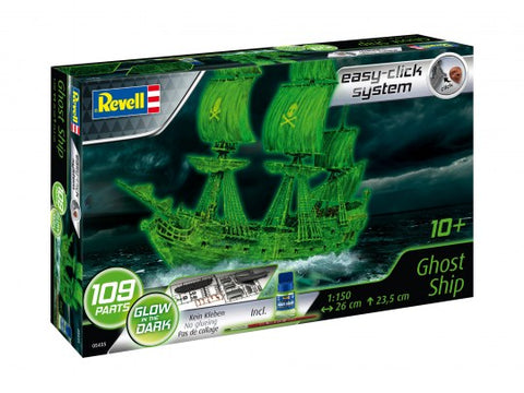 Ghost Ship - Revell 1:150- 05435