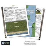 Campaign Operation Sea Lion - Campaign Book (Bolt Action) :www.mightylancergames.co.uk