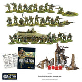 Band Of Brothers - 2 Player Starter Set (Bolt Action) :www.mightylancergames.co.uk