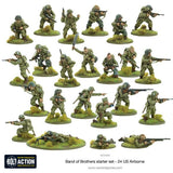 Bolt Action: 2nd Edition Starter Set - Band Of Brothers