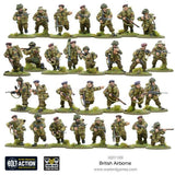 British Airborne - WWII Allied Paratroopers (Bolt Action) :www.mightylancergames.co.uk