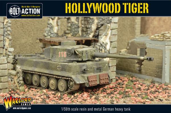 Bolt Action: German Hollywood Tiger boxed set