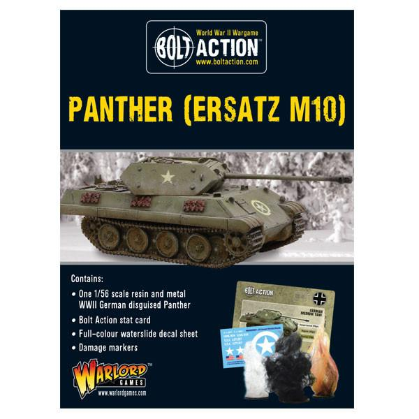 Bolt Action: German Panther (Ersatz M10)