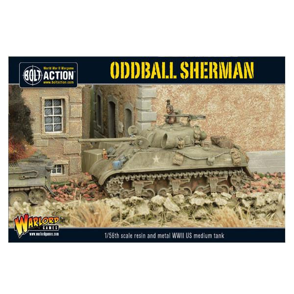 Bolt Action: US Oddball Sherman boxed set