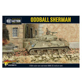 US Oddball Sherman - Bolt Action :www.mightylancergames.co.uk