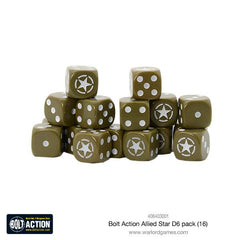 Bolt Action: Dice, Markers and Accessories