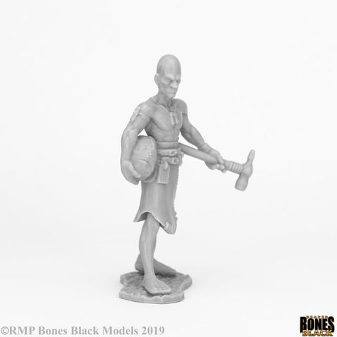 44084 - Stone Giant Carver (Bones Black) :www.mightylancergames.co.uk