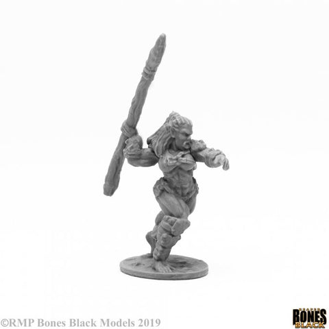 44094 JADE FIRE SPEARMAN Reaper Bones Black