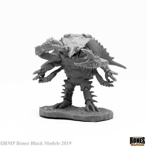 44110 Crab Man (Bones black)