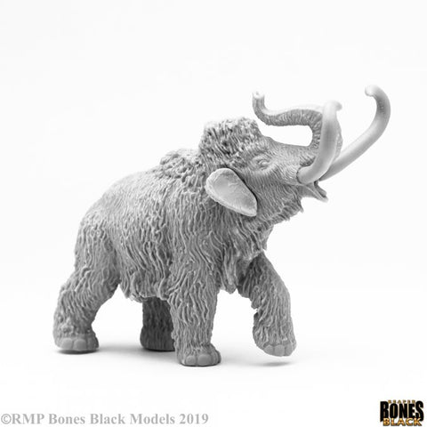 44111 Pygmy Mammoth (Bones black)