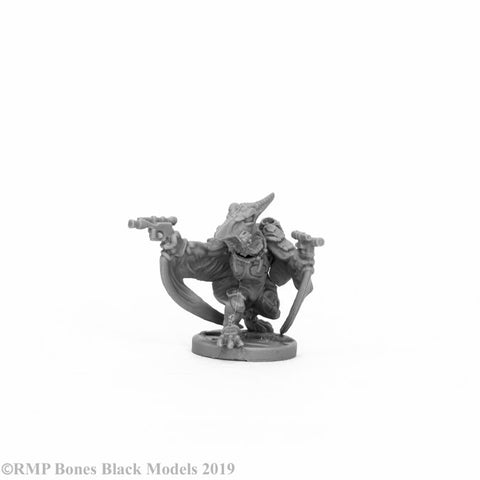 49009 Skywing Infiltrator Reaper Bones Black - mighty lancer games