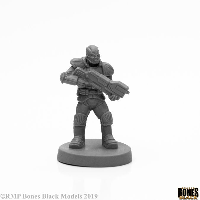 49030 Rach Soldier (Bones Black)