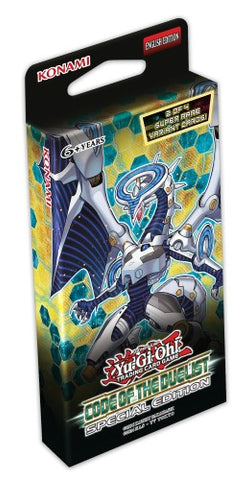 Yu-Gi-Oh! TCG: Code of the Duelist Special Edition: www.mightylancergames.co.uk