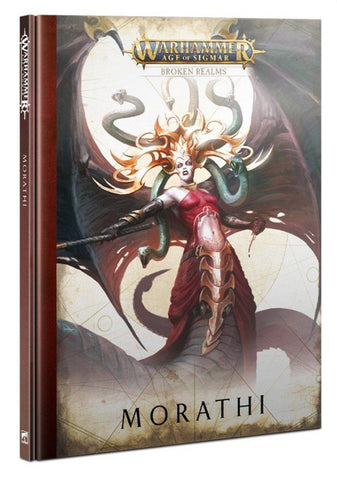 Broken Realms: Morathi (Hardback Supplement for Age of Sigmar)