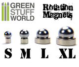 Rotation Magnets - Size S -9275- Green Stuff World