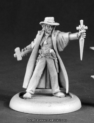 Chronoscope - 50189: Abraham Van Helsing, Vampire Hunter by Bob Ridolfi