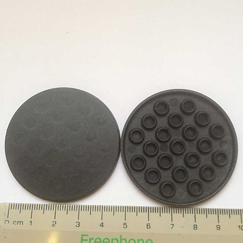 Miniature Bases: 50mm Round Base (10 bases per blister) [RB50]