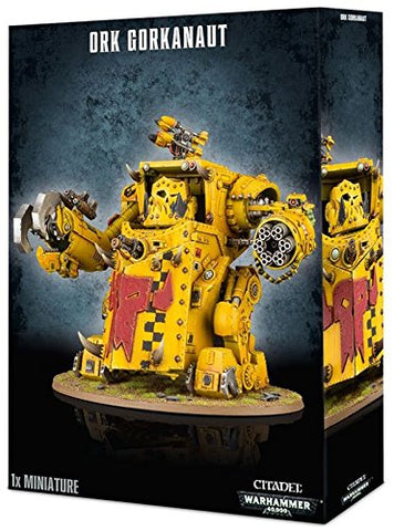 ork gorkanaut - www.mightylancergames.co.uk
