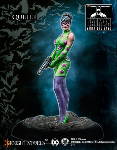 Batman Miniatures : Quelle