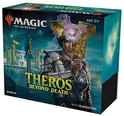 Magic: The Gathering Theros Beyond Death Bundle (Includes 10 Booster Packs)