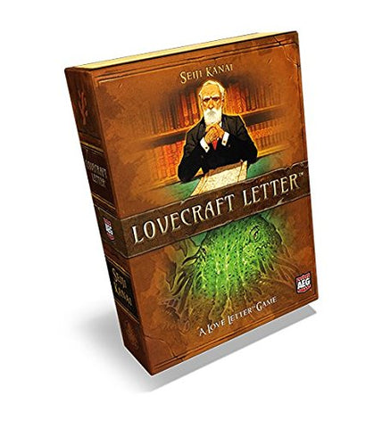 Love Letter - Lovecraft Letter Card Game