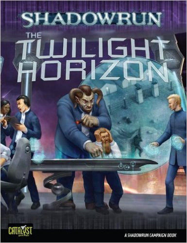Shadowrun: Twilight Horizon