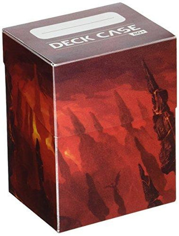 Deck Case 80+ Standard Size Lands Edition - Mountain