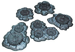 Pegasus Hobbies - Crater Set (Unpainted)