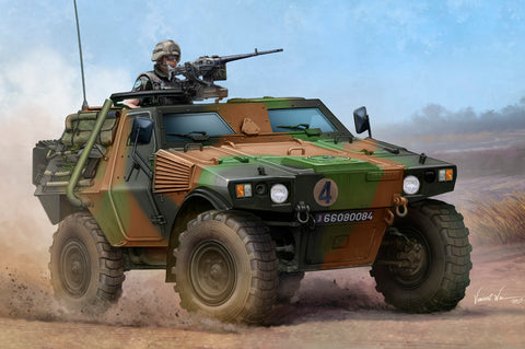 French VBL Armour Car - 1/35 Scale Model by HobbyBoss