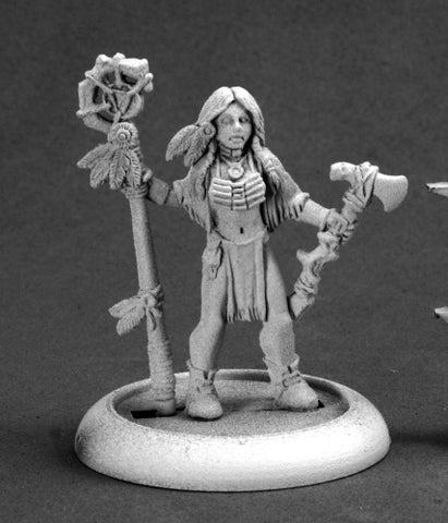 59010: Indian Shaman (Female) by Bob Ridolfi